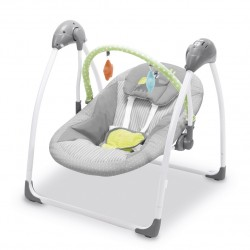 COLUMPIO MUSICAL SWING GREY