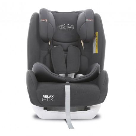 SILLA DE AUTO GRUPO 0123 RELAX FIX BLACK