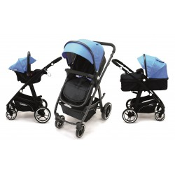 TRIO CONVERTIBLE TWO + AZUL